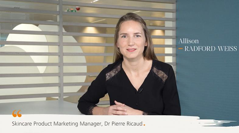 Allison Radford Weiss - Skincare Product Manager